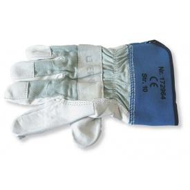 Шкіряні рукавички EN 420