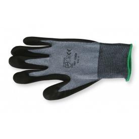 Нітрилові рукавички чорний Flexi Категорія 2