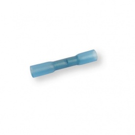 Конектор термоусадочный синий 1,5-2,5 mm2