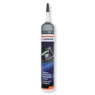 Герметик-прокладка для двигателя силиконовый черный 200 мл