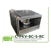 Вентилятор C-PKV-BC-S-50-30-4-220-RC канальний в звукоізольованому корпусі