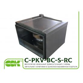 Вентилятор C-PKV-BC-S-50-30-2-220-RC канальный в шумоизолированном корпусе