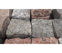 Бруківка гранітна Маславка покращена 10х10х5 см