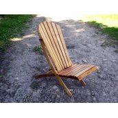 Крісло садове Адірондак Х 500х500х900 мм
