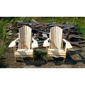 Крісло садове Adirondack Whisper 480х500х900 мм