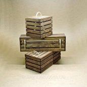 Ящик для зберігання Adirondak Гамбург 30х70х70 см