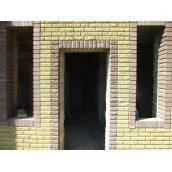 Цегла стіновий колотий односторонній 250х120х65 мм