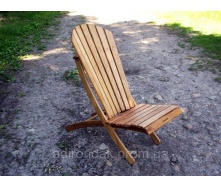 Кресло садовое Адирондак Х 500х500х900 мм