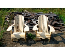 Кресло садовое Adirondack Whisper 480х500х900 мм
