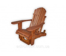 Кресло-качалка Адирондак 740х1050х960 мм