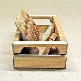 Хлібний лоток Мускат 25,5х13,5х7 см