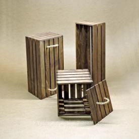 Ящик для хранения Adirondak Флоренция 60х50х50 см