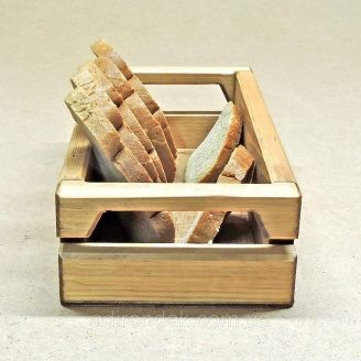 Хлебный лоток Мускат 25,5х13,5х7 см