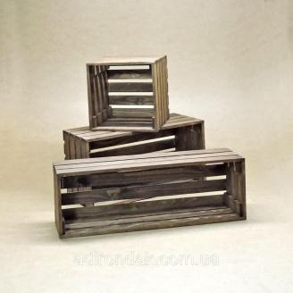 Ящик для хранения Adirondak Флоренция 60х40х40 см