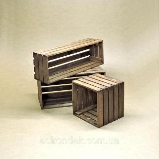 Ящик для хранения Adirondak Флоренция 60х70х70см