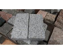 Бруківка гранітна повнопилянна Покост 20х10х5 см