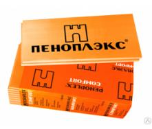 Экструдированный пенополистирол Пеноплекс 1185х585х100 мм