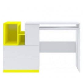 Стол письменный BIU 130 Моби цвет Гербор