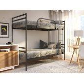 Кровать двухъярусная металлическая Comfort Duo 80х200 см