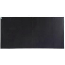 Керамический панельный обогреватель ENSA CR1000 Black 950 Вт (4820189440239)