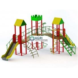 Игровой комплекс Kiddie 8