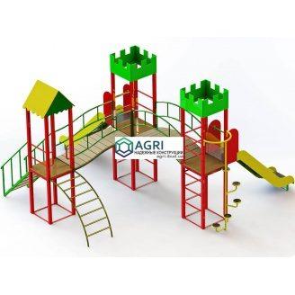 Игровой комплекс Kiddie4