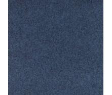 Синий износостойкий ковролин на резиновой основе 2.5 м