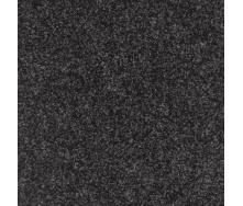 Черный износостойкий ковролин на резиновой основе 3 м