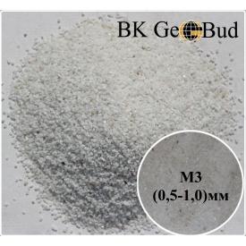 Мрамор микромолотый М3 0,5-1,0 мм