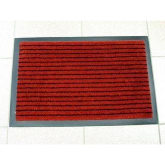 Придверний килимок на гумовій основі з окантовкою Condor Entree 90х150 Червоний