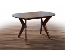 Розкладний стіл Брайтон Мікс-Укр 1290х810х750 мм дерев'яний