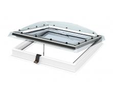 Зенітне вікно VELUX CFP 0073 з куполом ISD 0100 080080 з дистанційним керуванням 80х80 см