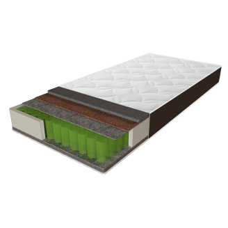 Матрац Omega 70х190 Sleep&Fly Organic ЕММ