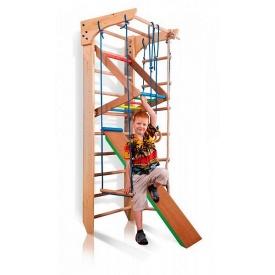Спортивный уголок SportBaby Kinder 3-220