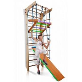 Спортивный уголок SportBaby Kinder 3-240