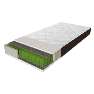Матрац ALFA нестандартний розмір Sleep&Fly Organic ЕММ
