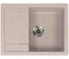 Кухонна гранітна мийка ADAMANT ANILA 650x500x200 мм Авена