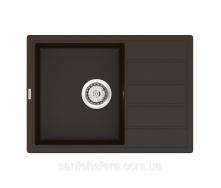 Кухонна мийка VANKOR Easy EMP 02.62 Chokolate