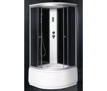 Душевой бокс Vivia 95 R PR 90x90x210 см с электрикой