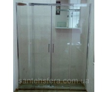 Душевая дверь Atlantis PF-17-1 140-160х190 см
