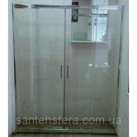 Душові двері Atlantis PF-17-1 140-160х190 см