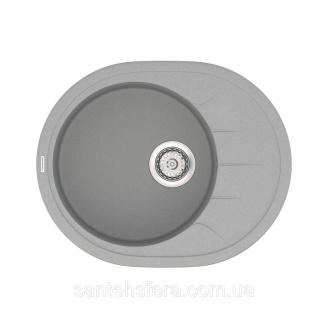 Кухонна мийка VANKOR Sity SMO 02.61 Gray