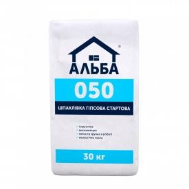Шпаклевка Стартовая Альба Start 30 кг