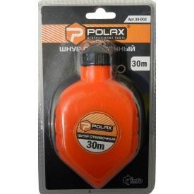 Шнур для разметки Polax 30 м