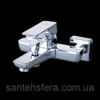 Змішувач для ванни Invena NYKS хром
