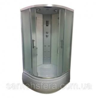 Душевой бокс Atlantis AKL 100P XL 100х100х215 см
