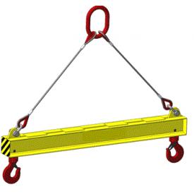 Траверса линейная 15 т 4 м с двумя точками подвеса
