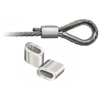 Алюмінієва Втулка DIN 3093 10 мм