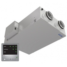 Приточно-вытяжные установки с рекуперацией тепла Vents ВУТЭ2 250 П ЕС