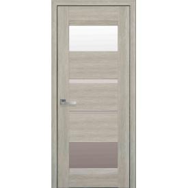 Межкомнатные двери IBIZA стекло сатин 700х2000 мм
